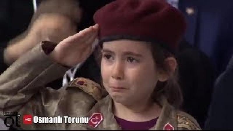 Turquie ERDOGAN fustigé pour avoir incité une fillette à mourir en martyr