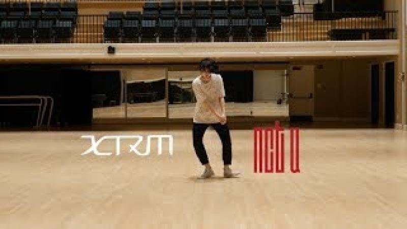 NCT U (엔시티 유) - Baby Don't Stop Dance Tutorial (Chorus 1 Chorus 2) [XTRM Stanford K-pop]