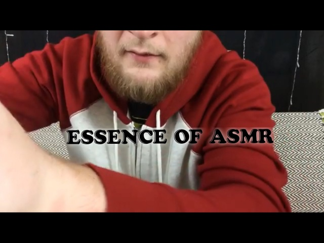 ASMR RELAXING HAIRCUT, SCALP MASSAGE MEDITATION | From My Husbands NEW Channel, Essence Of ASMR