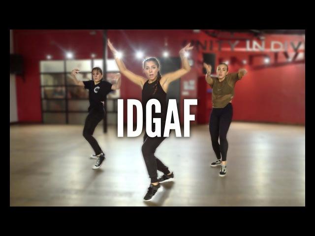 DUA LIPA IDGAF Kyle Hanagami Choreography
