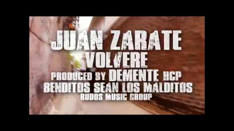 JUAN ZARATE - Volvere