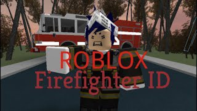 {ROBLOX} Town of Robloxia|Firefighter ID outfit!