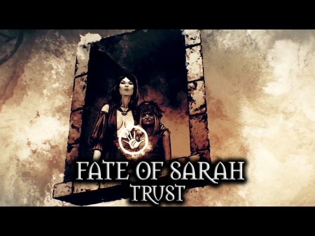 The Witcher 3: Wild Hunt - Conclusion 2 - Fate of Sarah the Godling - Trust