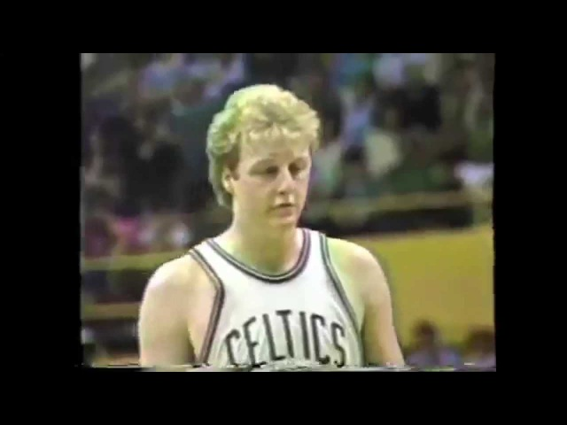 Larry Bird The Art of Passing