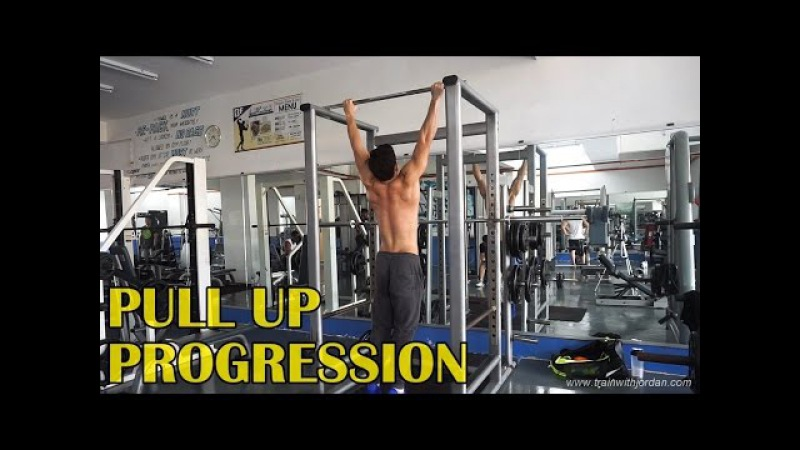 How to Improve Your Pull Up