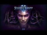 Черви, зерглинги и королевы StarCraft 2 Heart of The Swarm №2