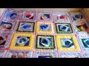 Шью из старья DIY Лоскутное шитье Из го конфетка