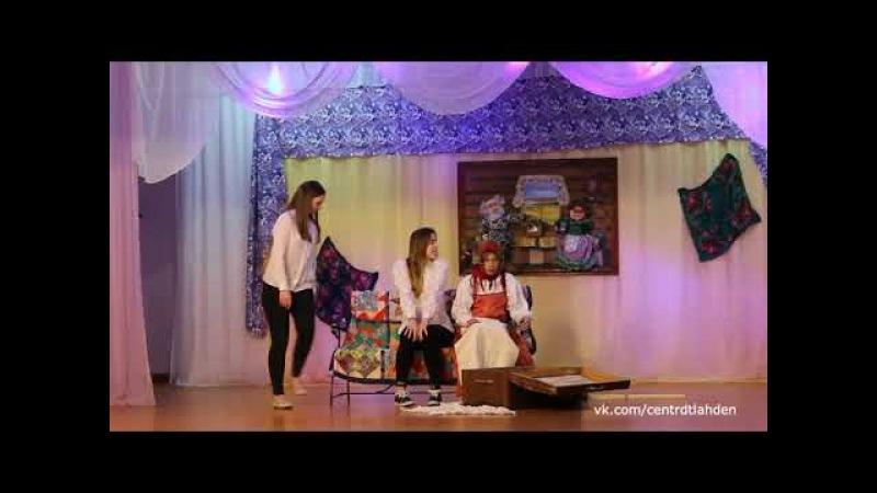 Объединение сценического и актерского мастерства «Креатив»