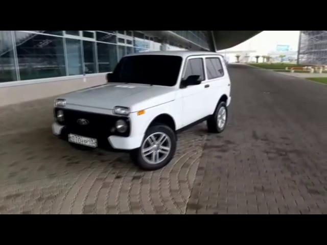 Клип - Нива 4 на 4 - лучшая машина в мире