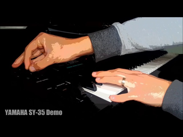Yamaha Sy35 Demo