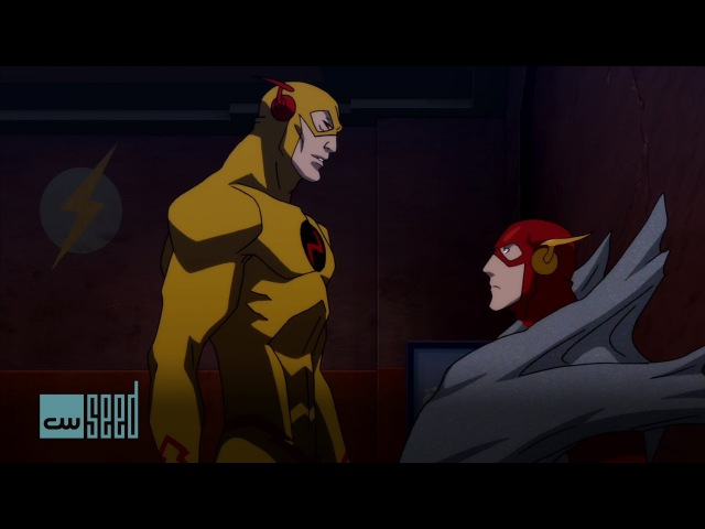 Justice League: Flashpoint Paradox | Flash vs Zoom Bomb Squad | CW Seed