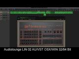 Linn Drum Vintage Drum Machine Audiolounge AL D2 (LIN02) AUVST OSXWIN 3264 Bit