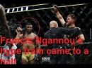 Joe Rogan suspects Francis Ngannou didn't train any wrestling for UFC 220 title bout