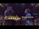 DVD Roda de Samba do Clareou Nossa Escola Part Leci Brandão