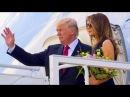 Мелании Трамп в платье 2000 $ не удалось затмить первую леди Польши