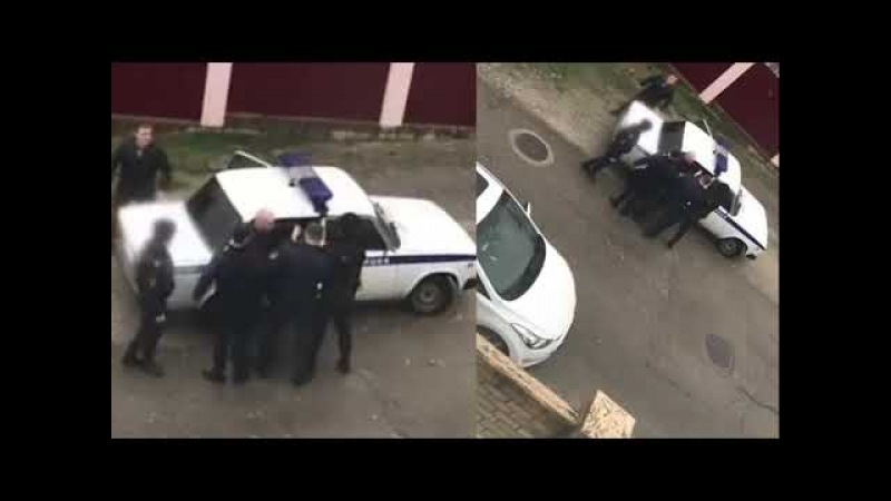 Асхаб Алибеков был задержан полицией / Арест Асхаба Алибекова