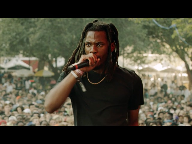 Denzel Curry - ULT (LIVE FROM ROLLING LOUD 17)
