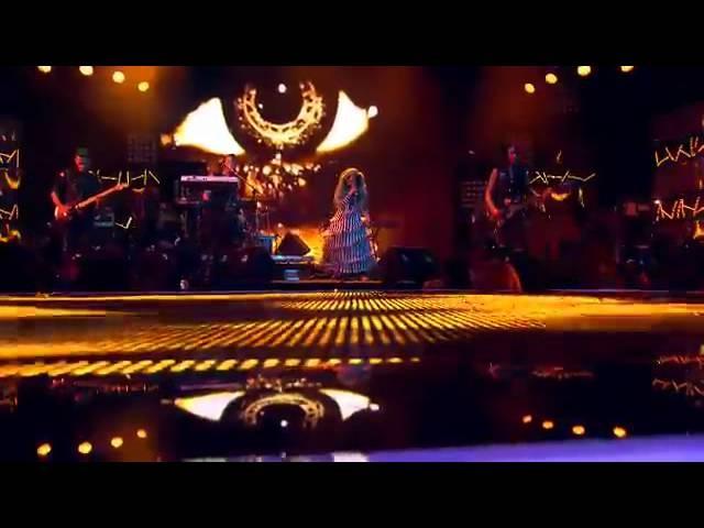 Линда Preparty EMA 'Мало огня'/ LINDA MTV EMA