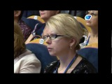 Мультицентр на III Форуме социальных работников Ленинградской области
