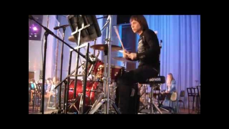 Highway Star Live,Sonor SQ2 and Sergey Sheptunov
