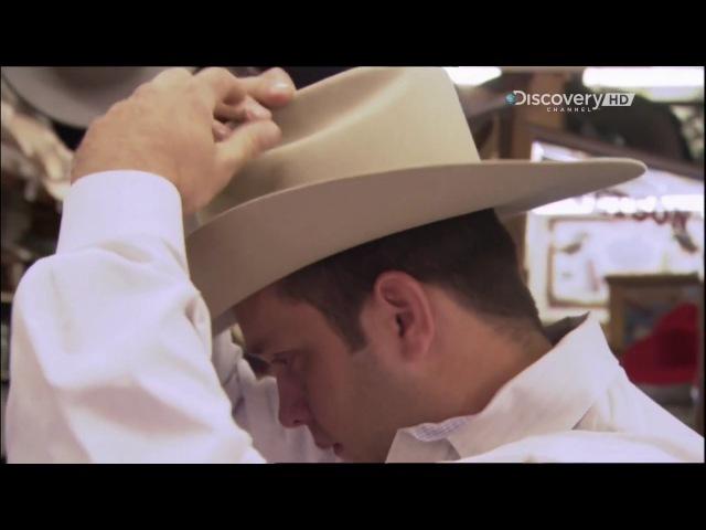 Ковбойские шляпы Как это сделано HD