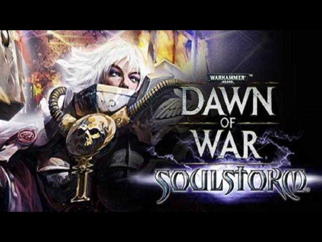 Warhammer 40k Dawn of War Soulstorm Titanium Wars Episode 19 Slaanesh's Pleasure