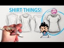Can't draw clothes Watch this 👌 wrinkles folds creases
