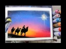 The star of Bethlehem - SPRAY PAINT ART - by Skech