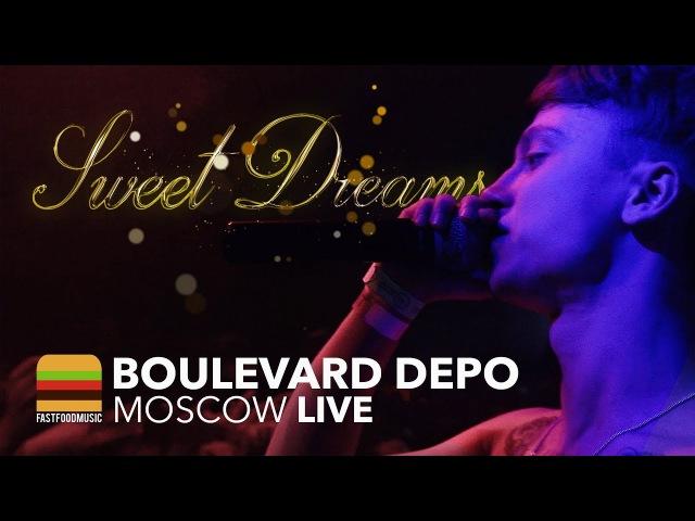 Boulevard Depo — Burnout / Bloodborne (Live в Москве, 30.09.2017)