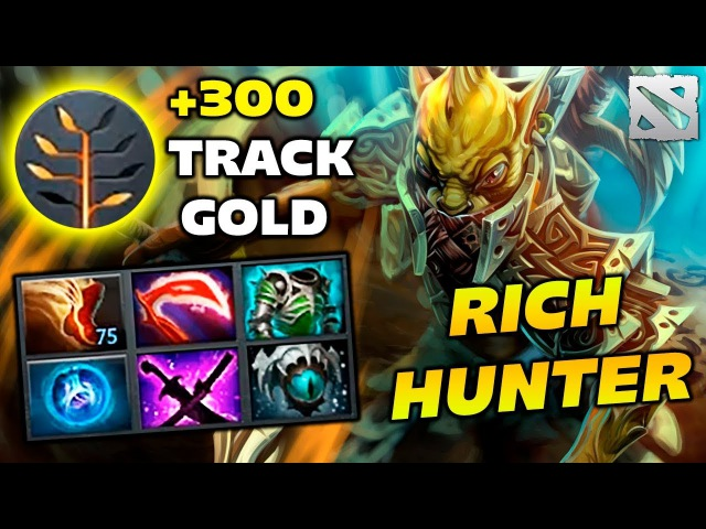 ZIP FILE Rich Hunter 7.07 [300 Track Gold] Dota 2