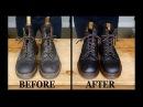 Clean Restore: Vintage Dr. Martens