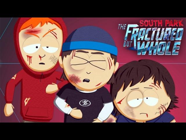 ШЕСТИКЛАШКИ НАКАЗАНЫ ► South Park: The Fractured But Whole 3