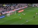 Чемпионат Франции 2017 18 24 й тур Ницца Тулуза 1 тайм 720 HD