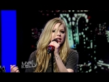 Avril Lavigne - Wish you Were Here Live with Kelly (FullHD 1080p)