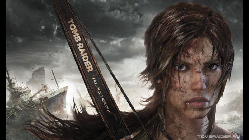 LIve: Tomb Raider 2 начало