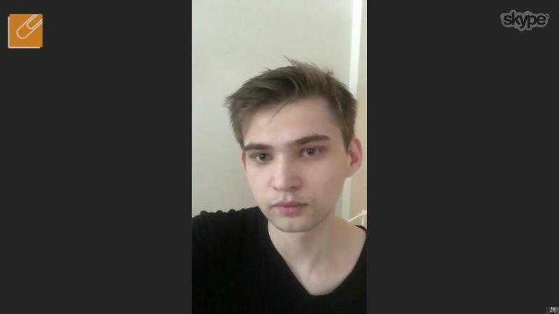 Соколовский ответил Спилберг в эфире интернет-канала [Фонтанка.Офис]