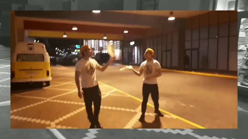 Acrobats Beppe Night lane