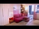 Мебель трансформер складная мебель для маленькой квартиры