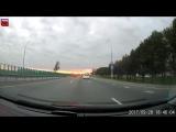 «Если ты на BMW, то не надо стесняться»: как водитель X5 оказался на встречной полосе МКАД?