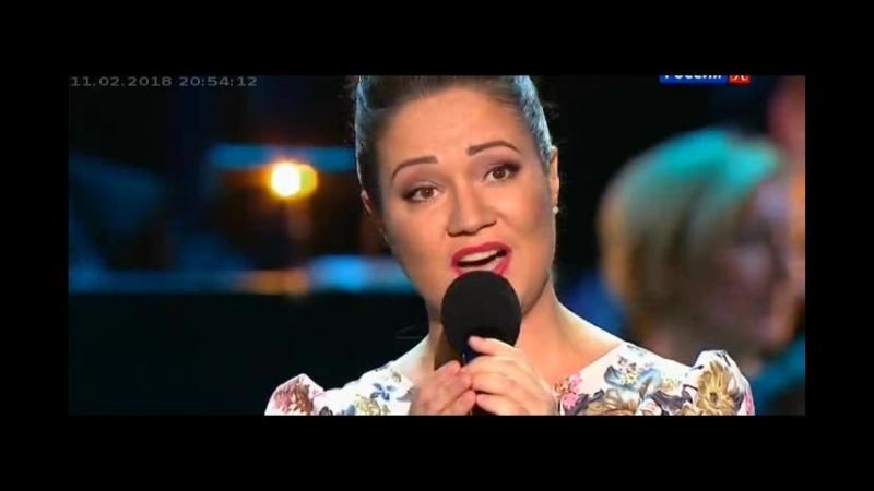 Романтика романса - Солистка Александра Трошкова - У крыльца высокого