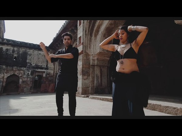 Binte Dil | Padmaavat | Freestyle Choreography | Dance Video Cover | Poppin Ticko Mohnaa