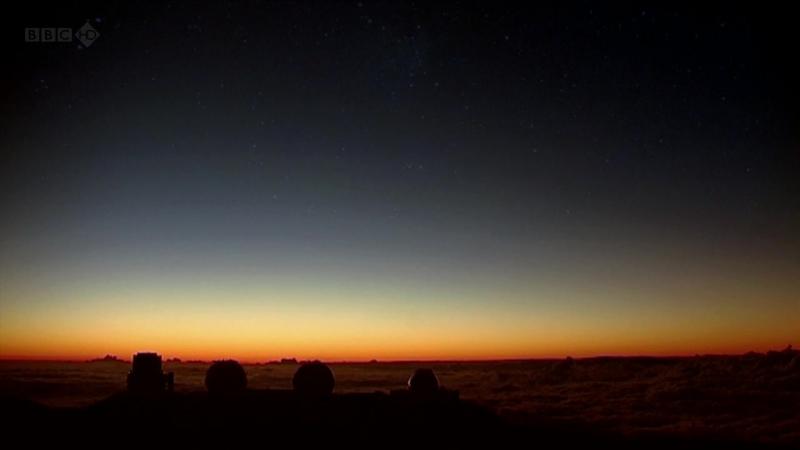 BBC Horizon Каковы размеры Вселенной? / How Big is the Universe? / 2012