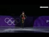 Misha Ge figure skates to BTS – MIC Drop (feat. Desiigner) [Steve Aoki Remix]Pyeongchang Winter Olympics (2018)