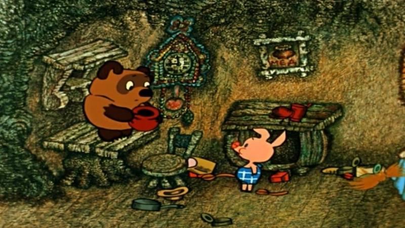 Винни пух. (1969-1972) Все серий