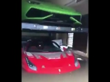 Ураган Ирма затопил спорткары/IT'S TIME VIDEO