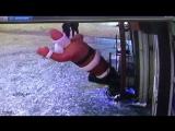Дед Мороза свалили и..  я ещё такого не видел никогда (VHS Video)