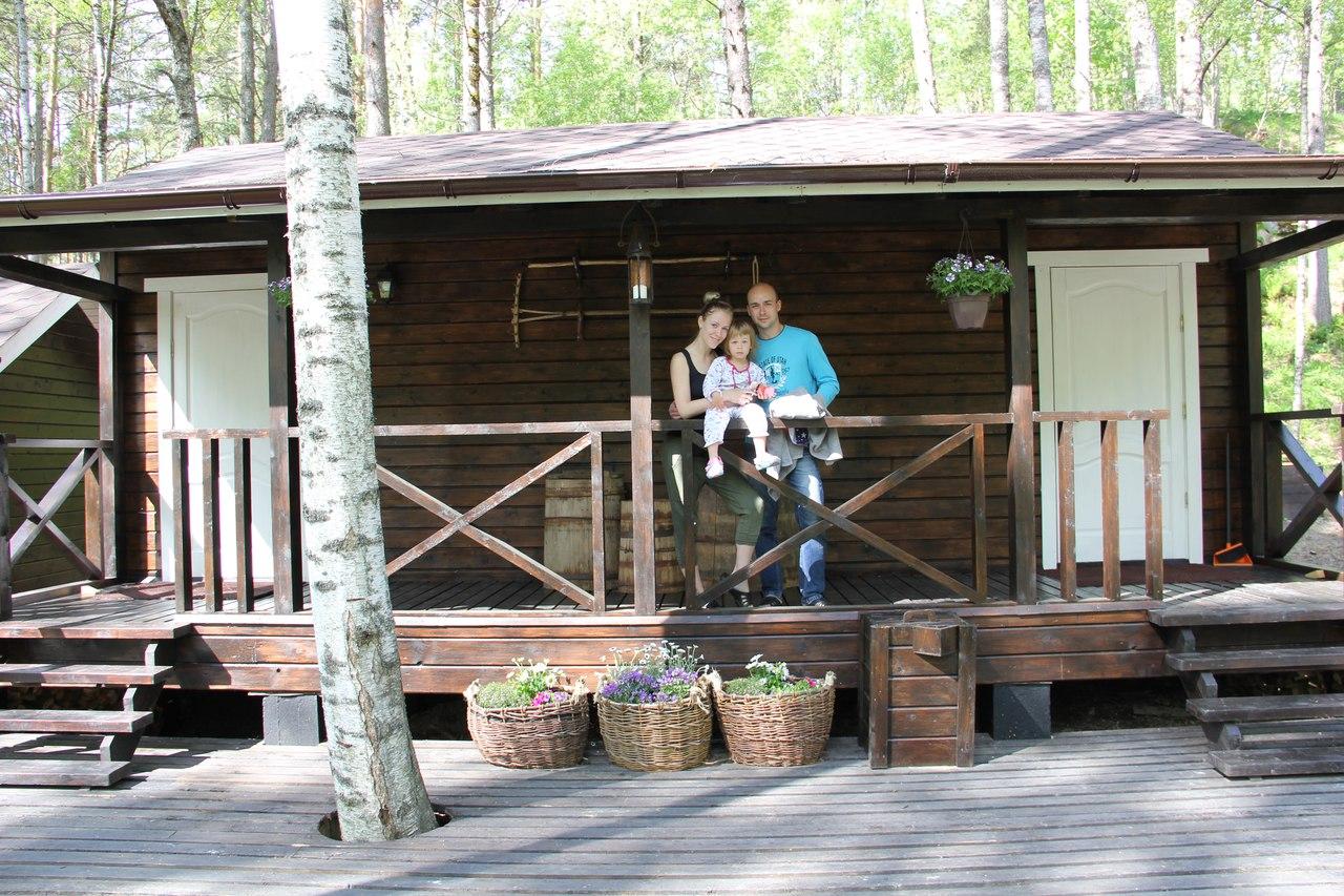 Семейный отдых на базе Салокюля в Карелии
