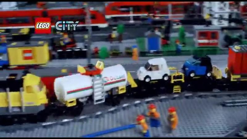 Lego City 7939 7938 (France) 2010.