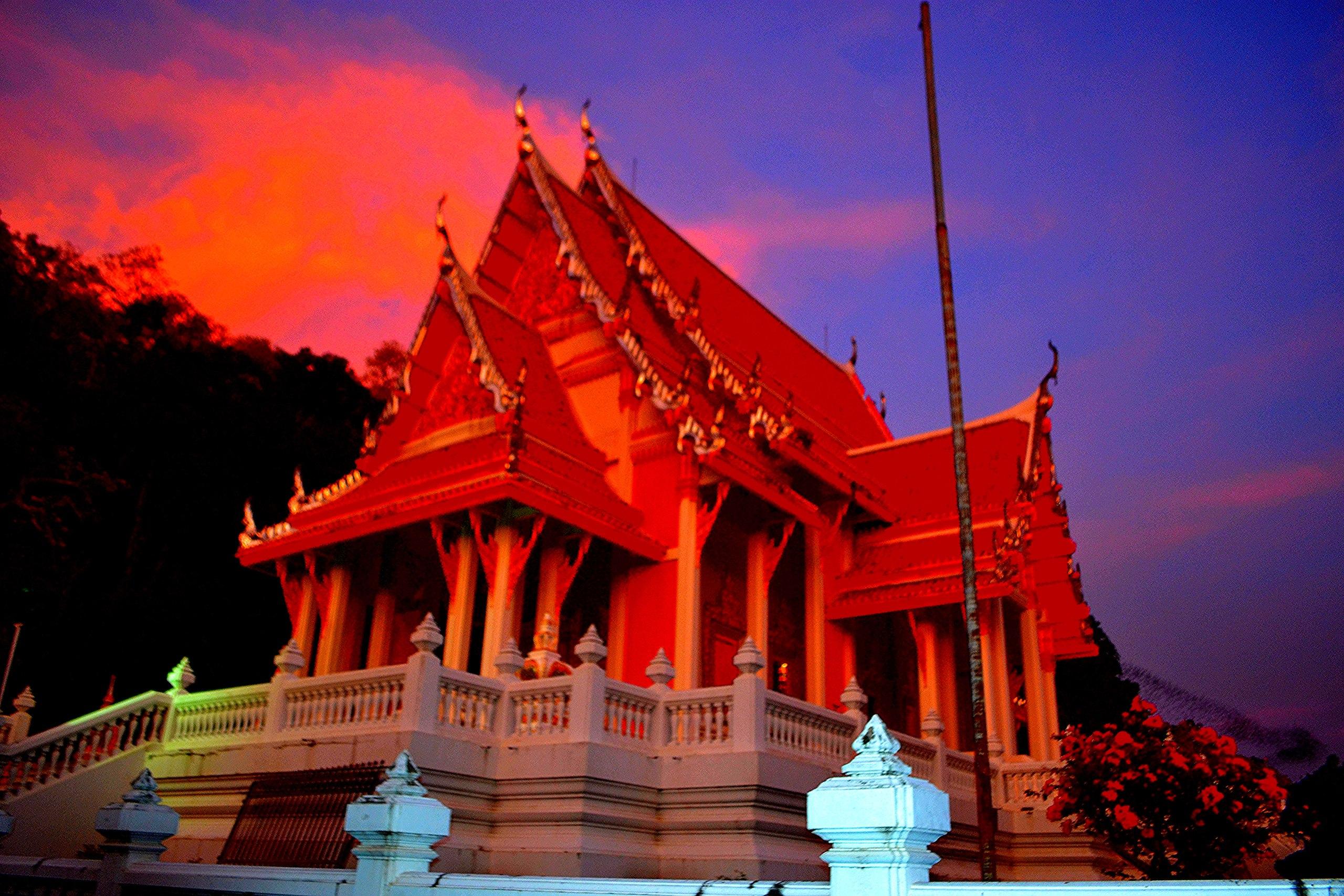 Елена Руденко (Валтея). Таиланд. Таиланд. Paтчaбуpи: Пещера страха, Пещера мышей, Буддийский храм Ipb0Ytv8IxM