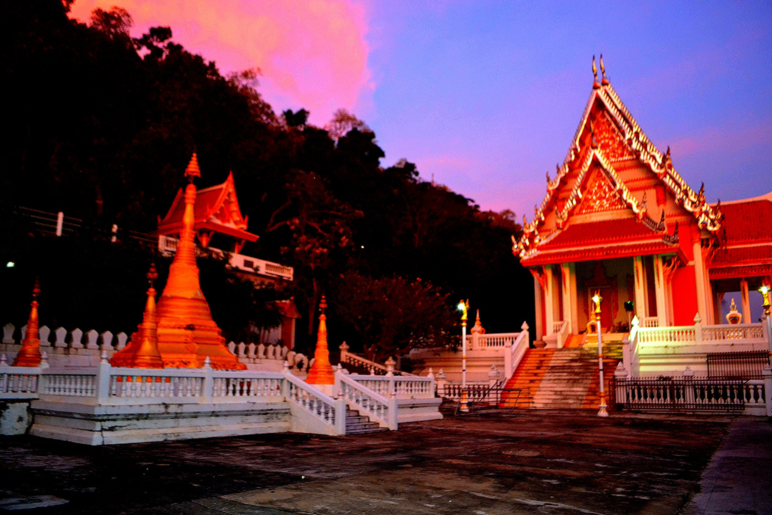 Елена Руденко (Валтея). Таиланд. Таиланд. Paтчaбуpи: Пещера страха, Пещера мышей, Буддийский храм KTg72WTqx1E